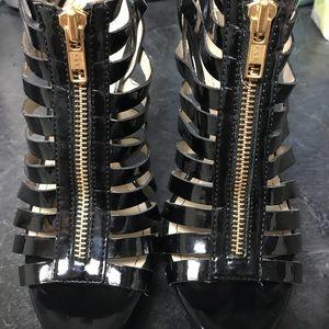 Nine West platform heels size 7